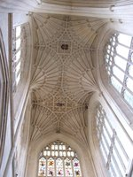 Bath Abbey's Ceiling